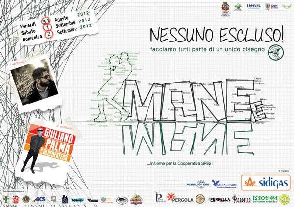 MANE E MANE III: FACCIAMO TUTTI PARTE DI UN UNICO DISEGNO